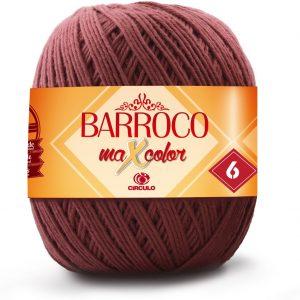 Barbante Barroco Maxcolor 400gr – 452m – Kit 3 Unidades