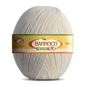 Barbante Barroco Natural Nº10 – Kit 3 Unidades